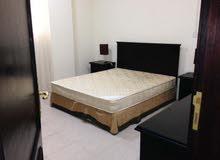 شقة مفروشة للايجار فى بن عمران تتكون من 2 غرفة