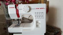 ماكينة خياطة استخدام مرتين فقط مثل الجديدة