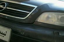 سيارة اوميجا 2000بها عطل بسيط +هيكلين اوميجا2من غير محرك.
