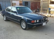 BMW 735 موديل 92