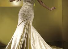 فستان زفاف وارد فرنسا
