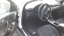 Mercedes C200 2001 غير مجمركة