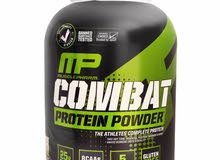 واي+كازين بروتين كومبات الاصلي Combat Muscle Pharm Whey+Casein Protein