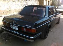 سيارة مرسيدس 200 موديل 84 للبيع حالة نادرة