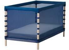 سرير اطفال استعمال بسيط للبيع