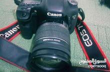 كاميرا كانون (EOS 7D)