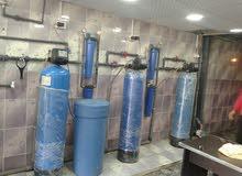 محطة البركه للمياه الصحيه