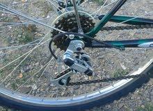 دراجه جديده بالمارشات الاماميه والخلفيه
