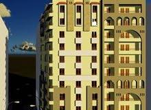 شقة 110م برج اللوتس من المالك باسيوط بمقدم 20 الف بس و 10 سنوات تقسييط