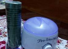 جهاز شمع درجه اوله مع علبت شمع تحتوي 25قرص شمع ايطالي المنشى السعر 35 الف