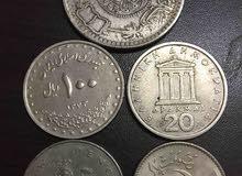 عملات معدنية قديمة