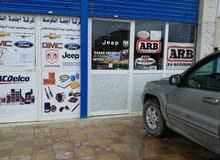 محلات 4X4لبيع قطع غير السيارات الأمريكية