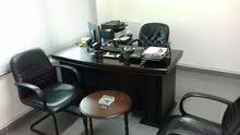 مكتب مجهز بالكامل للبيع ومدفوع ايجار 3 شهور