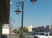 مصنع عبدالرحمن الاعماء الأعمدة الاناره