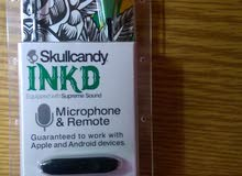 سماعات skullcandy ink'd headphones