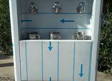 مبردات مياه مستعمل