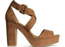 صندل بلاتفورم Platform Sandal