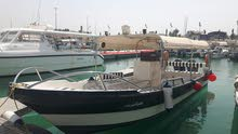 قارب صيد ونزهة