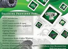 Best CCTV practical training in Dubai.