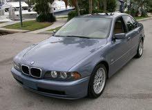 مطلوب BMW 530