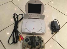 Sony Psone with LCD screen play backup games