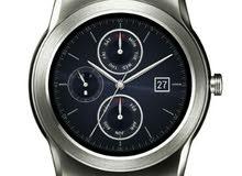 للبيع ساعة اندرويد ذكية lg urbane مستخدمة يومين