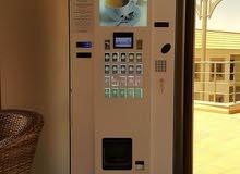 ماكينة بيع مشروبات ساخنة - مكائن القهوة