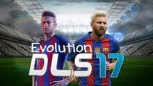 تحميل لعبة دريم ليج سكور Evolution Dream League Soccer 2017 مهكرة (اموال غير محد