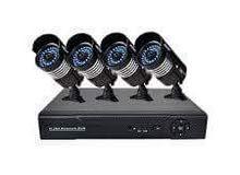 للبيع ٤كاميرات مراقبة(ahd)+جهازdvr