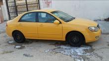 سياره اسبكترى 2008 ضرره جاملغ امامي