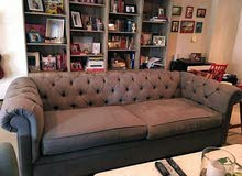 sofa from pottery barn