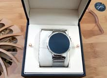 Huawei watch stainless steel with mesh band