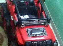 سياره اطفال كبيره للبيع