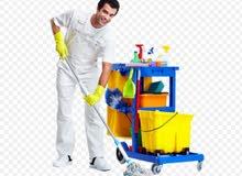 تنظيف جميع الشقق المغلقة ..تنظيف الشقق بعد التشطيب. .اقل سعر خدمة ممتازة
