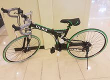 27 inch foldable road bycycle