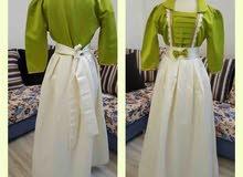 فستان تركي لبستين فقط