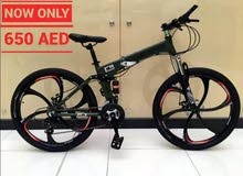 26 inch mountain bycycle