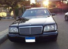مرسيدس شبح SEL 300 موديل 1992