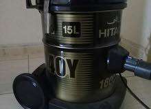 مكنسه كهربائيه هيتاشي 15 لتر
