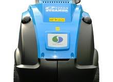 مكينة للبخار لغسيل السيارات و مكانس 7 انواع