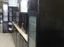 مطبخ 6 متر مستعمل اسود