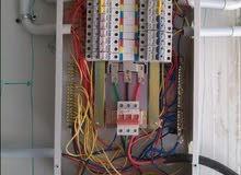 تأسيس المنازل كهرباء النقطة ب 4 الآف شغل ممتاز سيمنز