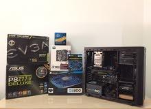 Gaming PC Desktop Computer GTX 680