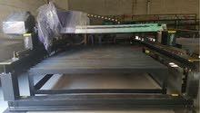 SAR 65000 / Plasma CNC Cutting Machine(Almost New) Made in Korea