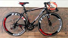 full alloy racing bycycle