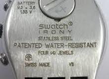 ساعة سواتس اصلية للبيع
