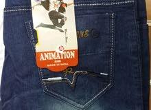 بناطيل جينز جديدة