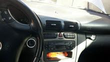 مرسيدس سي 240 موديل 2004