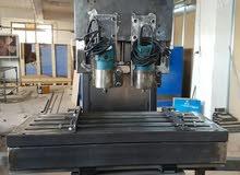 تصنيع  ماكينات سي إن سي