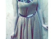 فستان سواريه قصير جديد